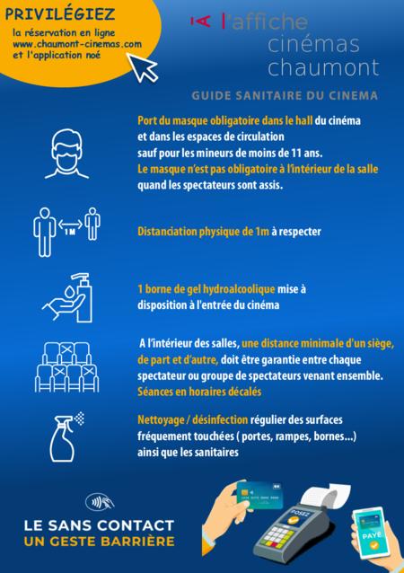 GUIDE SANITAIRE DU CINÉMA