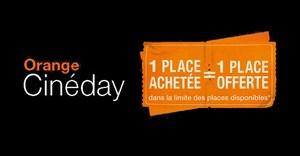 Orange Cineday